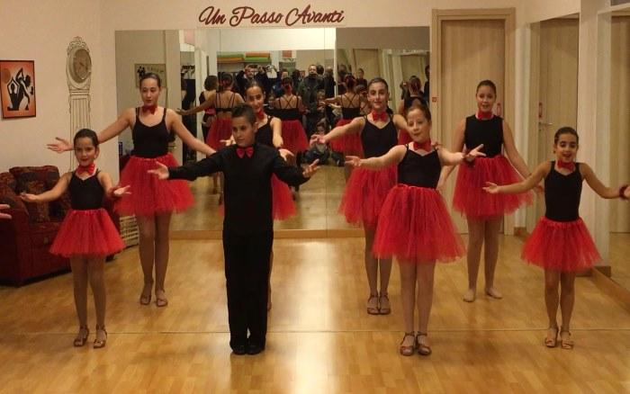 Danze Latino Americane Baby
