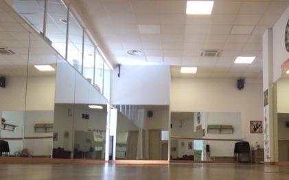 affittasi sala per eventi scuola di danza unpassoavanti.it