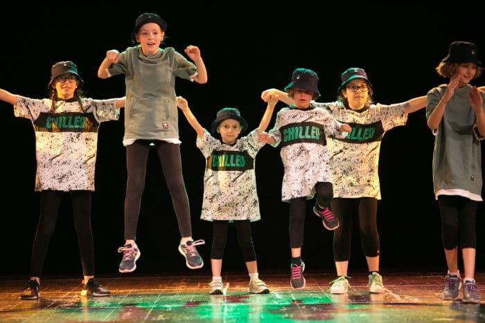 UnPassoAvanti Corso Hip Hop per bambini