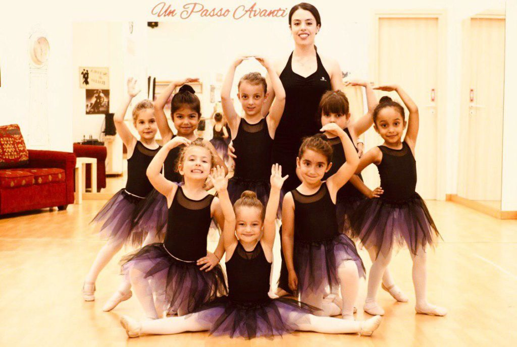 unpassoavanti Danza Classica